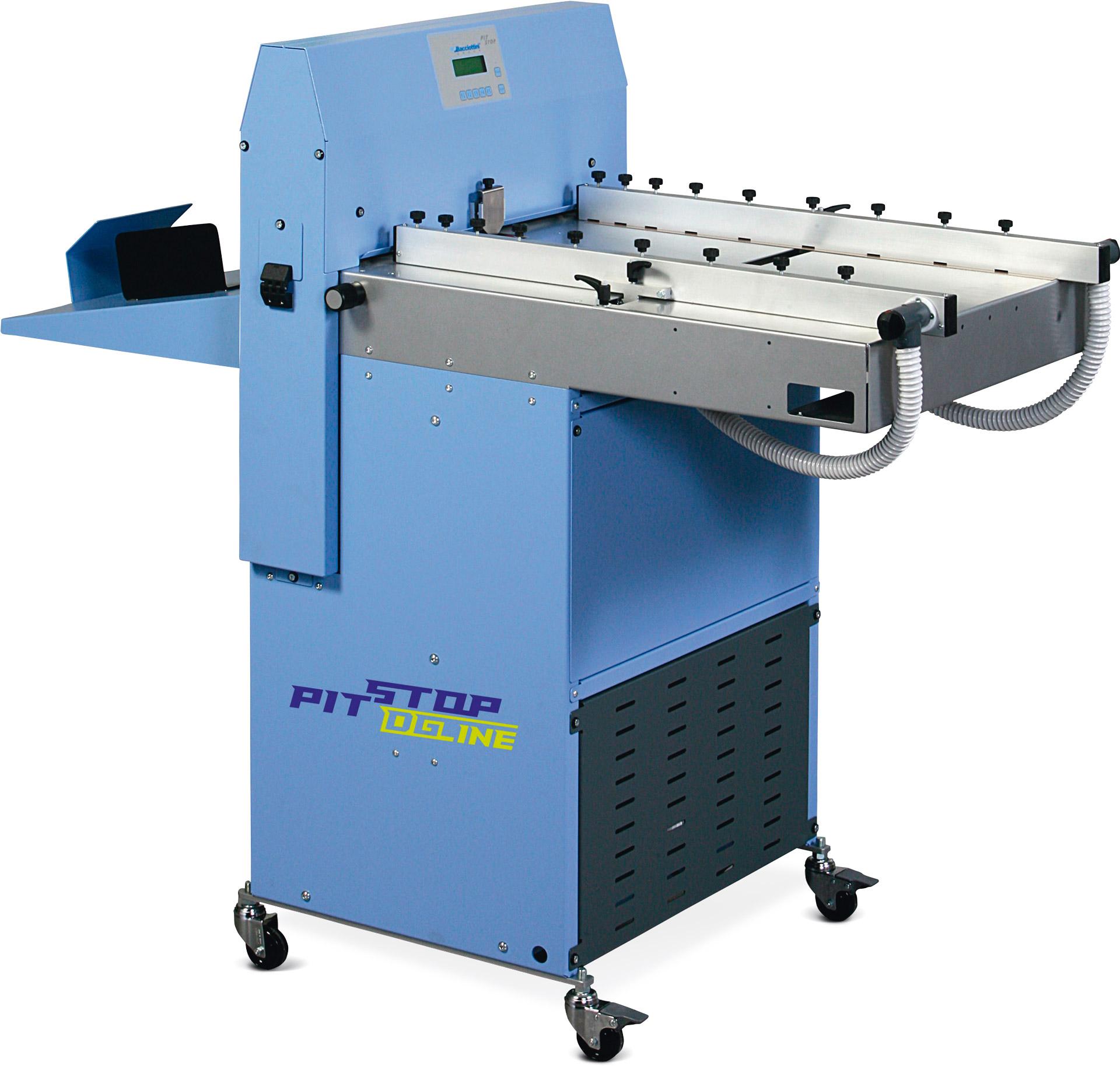 perforating creasing machine DG Line 6500 LCD