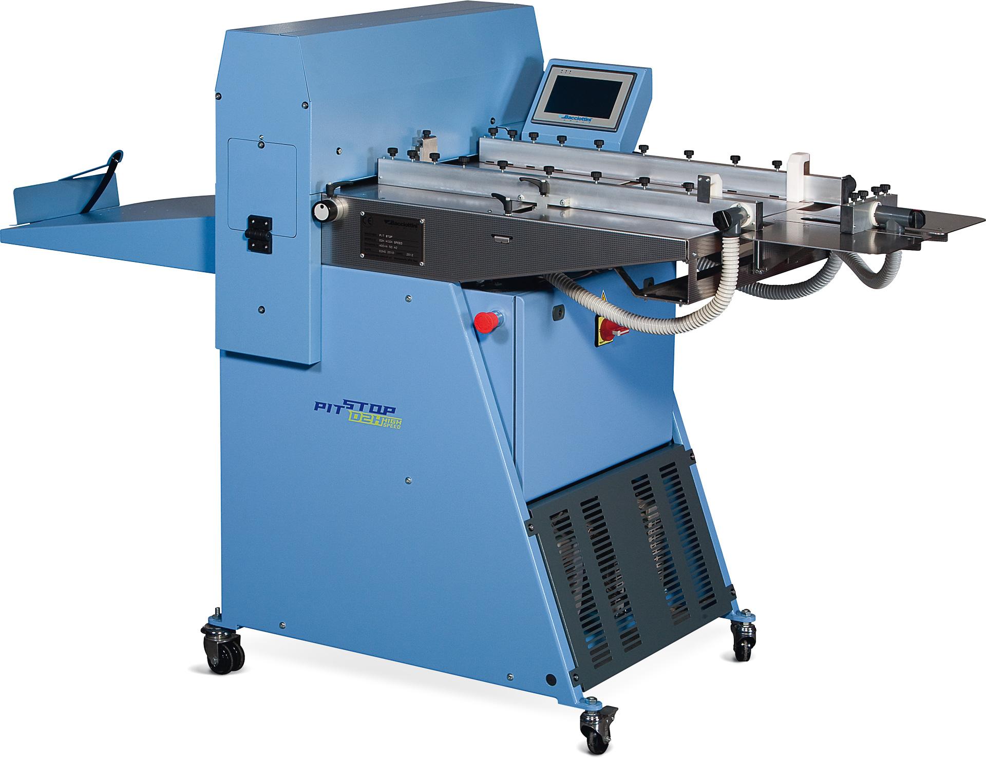creasing machine D2H high speed