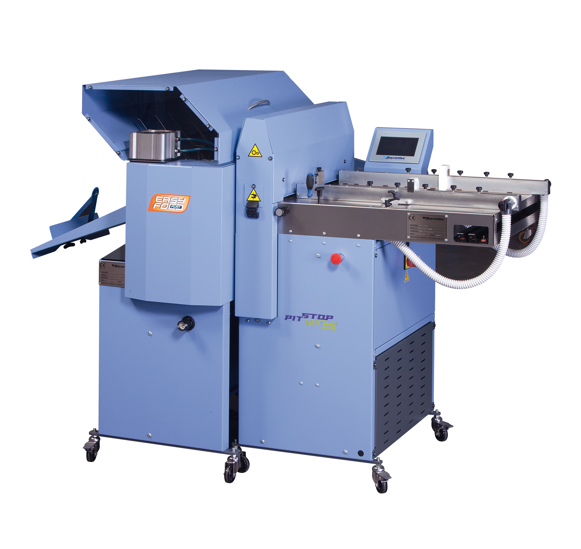 folding machine easy flat fold